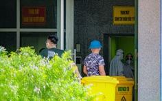 Hà Nội: Khu tái định cư Đền Lừ 3 bắt đầu tiếp nhận bệnh nhân COVID-19