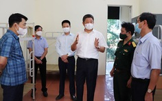 3 phó chủ tịch Hà Nội làm tổ trưởng 3 tổ chuyên trách của Sở chỉ huy phòng chống dịch