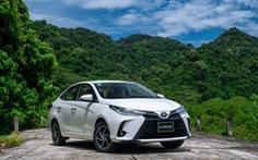 Toyota Vios 2021 - Minh chứng thay đổi của hãng xe Nhật
