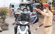 Dịch COVID-19 ngày 4-8: Nghệ An phát hiện nhiều ca COVID-19 là công dân đi xe máy về quê