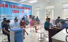 8.500 lao động, cư dân biên giới Lào Cai được tiêm vắc xin Sinopharm