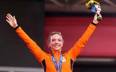 Tay đua từng bệnh tim giành HCV Olympic