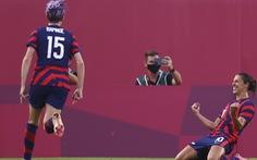 Thắng Úc 4-3, tuyển nữ Mỹ giành huy chương đồng Olympic Tokyo