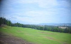 Vụ 2 quan chức đi đánh golf giữa dịch: Sân golf đóng cửa, cơ quan chức năng không thể làm việc