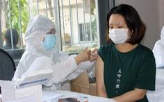 Trong tháng 8, Đồng Nai tiêm vắc xin cho 26,3% lao động tại 7 địa phương 'nguy cơ cao'