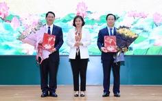 Ông Trần Thế Cương được bổ nhiệm làm Giám đốc Sở GD-ĐT Hà Nội
