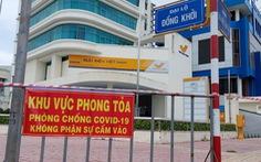 Phong tỏa Bưu điện tỉnh Bến Tre vì nhân viên mắc COVID-19
