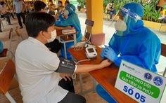 Cần Thơ tiêm vắc xin đợt 5, các quận, huyện phải tiêm 1.500 - 5.000 liều/ngày