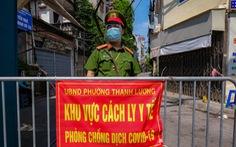 Chính thức: Hà Nội tiếp tục giãn cách xã hội theo chỉ thị 16 đến 6h ngày 23-8