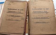 Trường Tiền - chuyện chưa kể cây cầu lịch sử: Kỳ 4: Sự thật dấu ấn Eiffel