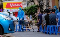 Hà Nội tìm người đến chung cư Liễu Giai Tower, Bệnh viện Medlatec