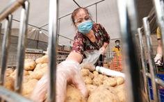Hà Nội: Chợ đầu mối đóng cửa, tiểu thương gặp khó, giá thực phẩm tăng