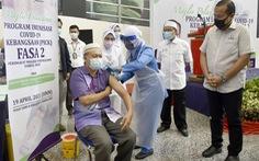 Malaysia bỏ qua tiêu chí số ca nhiễm COVID-19/ngày khi quyết định mở cửa quốc gia