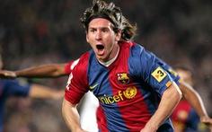 Sự nghiệp của Messi tại Barca qua ảnh