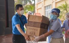 Hơn 50 tỉ đồng hỗ trợ công nhân khó khăn ở TP.HCM, Bình Dương, Đồng Nai