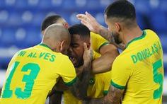 Brazil bảo vệ thành công HCV bóng đá nam Olympic
