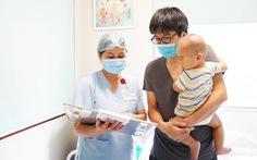 Cứu sống bệnh nhi 9 tháng tuổi người Nhật bị chấn thương sọ não khi đang cách ly