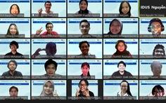 Sinh viên Việt Nam - Malaysia thảo luận trực tuyến 'Cuộc sống trong đại dịch'