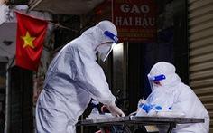 Thêm một nhân viên y tế ở Hà Nội mắc COVID-19
