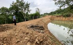 Chuyển hồ sơ sang công an điều tra vụ giám đốc ngân hàng hủy hoại đất