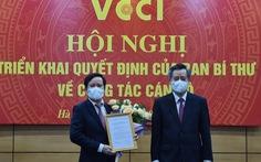 Điều động ông Phạm Tấn Công làm bí thư Đảng đoàn VCCI