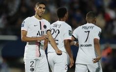 Tân binh 60 triệu euro 'nổ súng', PSG thắng trận ra quân Ligue 1