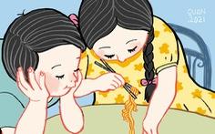 Siêu nhân cha mẹ: biến khó thành cơ hội