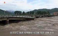 5.000 người tại Triều Tiên phải sơ tán vì lũ lụt
