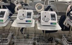VPBank chi viện khẩn cấp thêm 1.000 máy thở oxy dòng cao  cho 'tâm dịch' phía Nam