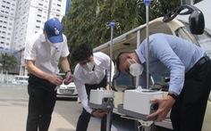 Vietmedical tặng 10 máy oxy dòng cao nhằm chung tay phòng chống dịch COVID-19