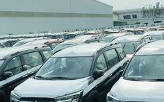 Bộ Tài chính đề xuất giảm một nửa lệ phí trước bạ ôtô sản xuất trong nước