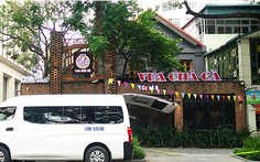 Hà Nội: Phát hiện một thi thể nam giới trong nhà hàng Vua chả cá