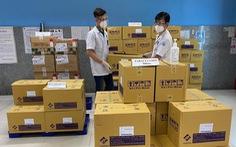 Bệnh viện Nhi đồng 1 sẵn sàng bàn giao 100.000 túi thuốc điều trị F0 tại nhà