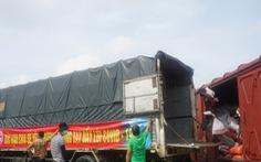 180 tấn nông sản tỉnh Bắc Kạn gửi tặng đã vào đến TP.HCM