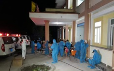 Quảng Bình kích hoạt tổng lực bệnh viện và khu cách ly tập trung do số ca nhiễm tăng cao
