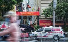 Thành ủy Hà Nội chỉ thị: Kiên trì giãn cách xã hội, áp dụng biện pháp cao hơn với 'vùng đỏ, da cam'