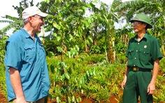 Vườn hòa bình Khe Sanh: Những điều đẹp đẽ có thể trỗi dậy từ tro tàn