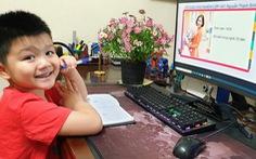 Học sinh lớp 1 tại Hà Nội học trực tuyến từ 13-9, tối đa 3 tiết/ngày