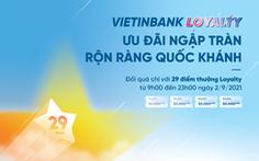 Cùng VietinBank Loyalty đổi quà tặng voucher thành tiền