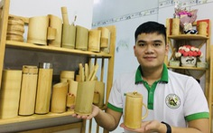 Chàng sinh viên luật nâng tầm cho tre Việt