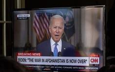 Ông Biden: 'Tổng thống Afghanistan bỏ trốn giữa những tham nhũng và bất lương'