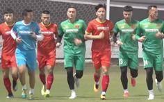 Vòng loại thứ 3 World Cup 2022 khu vực châu Á: 'Truyền lửa' trên sân tập