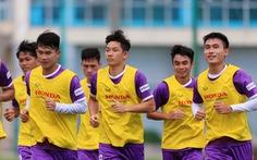 VFF đau đầu tìm cách đưa đội tuyển U22 Việt Nam đi tập huấn nước ngoài