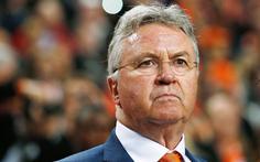 HLV Guus Hiddink tuyên bố về hưu ở tuổi 74
