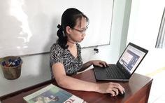TP.HCM: Giáo viên tiểu học bắt đầu ghi hình bài giảng đưa lên website trường