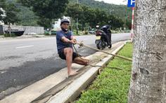 Đà Nẵng cho ngư dân ra ngoài di dời tàu thuyền tránh bão