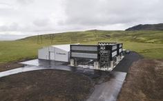 Nhà máy tách khí thải CO2 trực tiếp từ không khí lớn nhất thế giới bắt đầu hoạt động