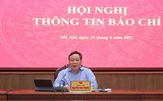 Phó bí thư Thành ủy Hà Nội: 'Không thể giãn cách, phong tỏa mãi'