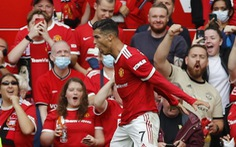 Ronaldo lập cú đúp, Manchester United đánh bại Newcastle 4-1