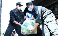 Hàng chục tấn nông sản từ Lào Cai, Hà Giang về tiếp sức thủ đô